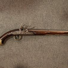 Long sea service Tower flintlock pistol