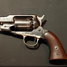 Remington New Model Army percussion revolver