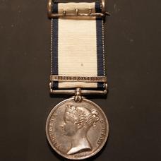 NGS Medal - Basque Roads 1809